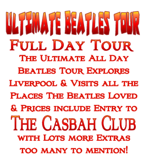 Beatles Tour Liverpool
